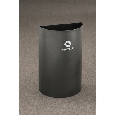 RecyclePro Value Series 16-Gal Industrial Recycling Bin
