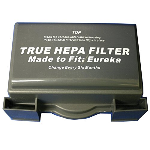 Eureka Sanitaire MM Mighty Mite Microlined HEPA HF8 Vacuum Filter Mighty Mite Pet Lover Sanitaire Commercial Canister Vacuum Cleaners 60666B 60666A 60666-6 EUR 60295-6