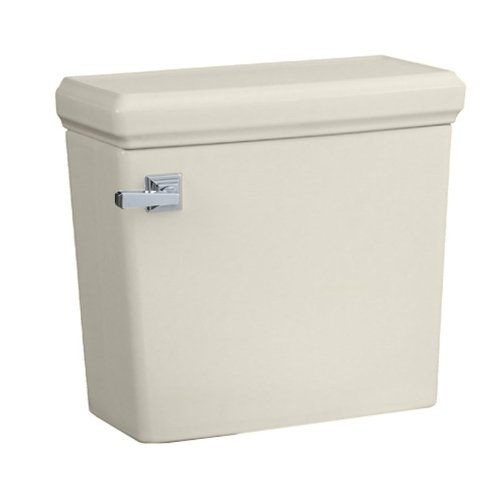American Standard 4216128222 Town Square Concealed Trap Toilet Tank Only Linen