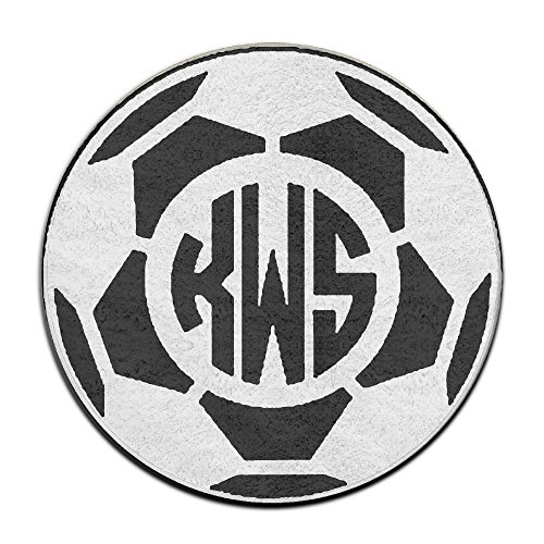Letter Series KWS Monograms Indooroutdoor Door Mat