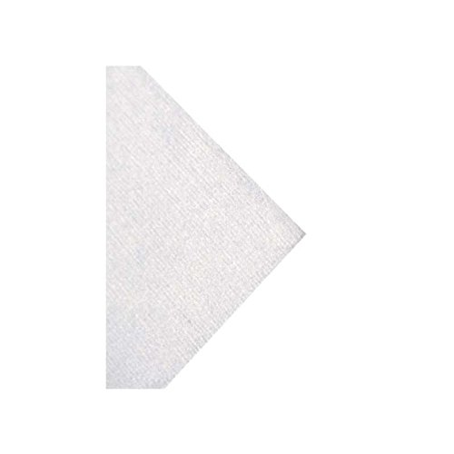 Macro Tek ESD-Safe Cleanroom Non-Woven Polyester Cellulose Wipes 18 x 18 75 per Package