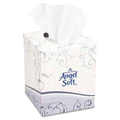 GEP46580CT - Premium Facial Tissue in Cube Box